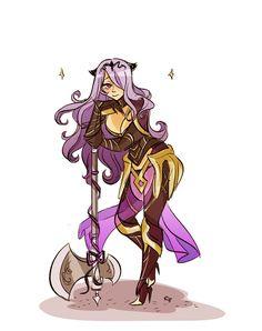 gentle and sweet, but she can kill you in a heartbeat Fire Emblem Fates Camilla, Warlock Dnd, Fire Emblem Characters, Best Waifu, Poses, Female Characters, Cute Art, Manga, Princess Zelda