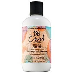 Bumble and Bumble Curl Style Defining Creme 8.5 oz * Details can be found at