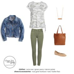 The Stay At Home Mom Spring 2019 Capsule Wardrobe Preview + 10 Outfits - Classy Yet Trendy
