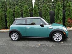 mini cooper dreams