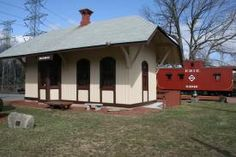 Old Station Museum and Caboose Open in Mahwah - Old Station Museum and Caboose | Events for Kids, Teens & Families in NJ | itsgr82bme.com | its-great-to-be-me