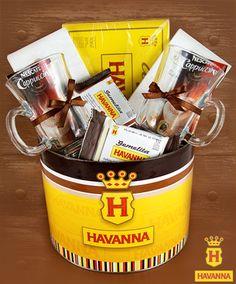 Un regalo especial, lleno de sabor y dulzura, con la calidad de los productos Havanna y la delicadeza de estar elegido para ti. Sorprendé con algo inesperado para disfrutar de buenos momentos.