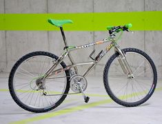 Vintage Bikes, Retro Bikes, Mtb, Bicycles, Mountain Biking, Alpine Stars, Old School, Cycling, Classic