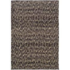 Oriental Weavers Marrakesh 1331N Ivory/Grey Tribal Area Rug
