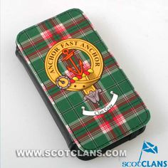 Clan Gray Leather iP