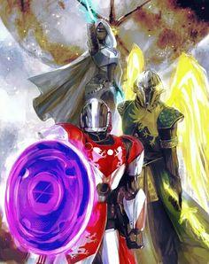 Guardian Fireteam.