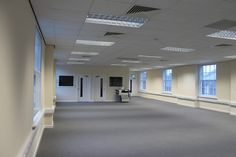 Office fit out in Sheffield