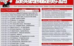 IL MIGLIOR SITO DI STREAMING PER LE PARTITE OSCURATO I giudici hanno anche «vincolato l'azienda di tlc all'immediata rimozione di tutti i siti con nome 'rojadirecta', indipendentemente dal paese in cui sono registrati», fissando «una penale di 30.000 e #streaming #calcio #rojadirecta