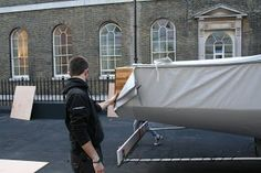 Revealing The Boat Project #InsideOut2012