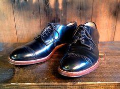 ALDEN Cap-toe Leather sole+HRS+VS steels   BRASS BLOG