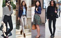 Las mejores prendas para mujeres bajitas