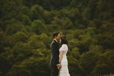 New Zealand outdoor wedding nordica photography