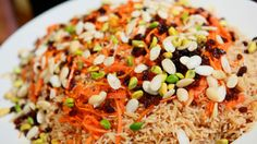 Kabuli pilau This dish is widely considered to be the national dish of Afghanistan. Intensely flavoured with spices the rice is layered with the lamb to ...