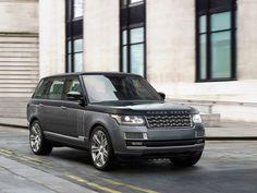 Range Rover Autobiography SV  $250,000