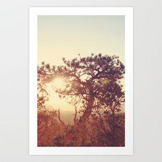 Bryce Canyon, A.M. Art Print by Karin Elizabeth - $18.00