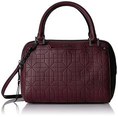 Calvin Klein Hera Quilted Pebble Satchel ** Read more info by clicking the link on the image. Calvin Klein Handbags, Beauty Women, Satchel, Slip On, Shoulder Bag, Image Link, Check, Fashion, Moda