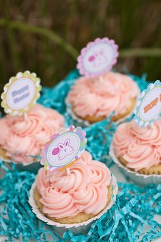 adore these easter cupcakes