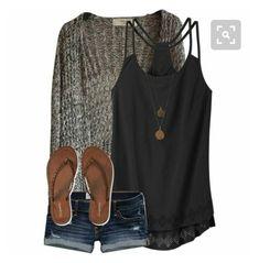 I like the black shirt