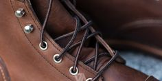 Red Wing Shoes Iron Ranger 8111 Boots   Selvage Verge