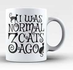 This is how my heart beats. The perfect coffee mug for cat lovers. We Ship Worldwide, Order Yours Today!