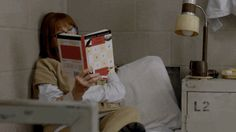 """Every Book Referenced On Season 4 Of """"Orange Is The New Black"""""""