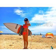 【son_chan1986】さんのInstagramをピンしています。 《大好きな友達とキレイすぎる海でsurfing♡︎︎︎︎☺︎ #Japan #伊豆 #白浜 #下田 #shizuoka #surf #サーフィン #海#chilltimes #girls #ビキニ #bikini  #fashion #Surfboard #superbrand #beach #smile #peace #自然 #summer #sun #夏 #太陽 #海が好き #とにかく海が好き #naturalista》