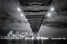 Under the Bridge Photography