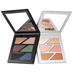 Gritty & Glow Magnetic Eye and Face Palettes - The Estée Edit | Sephora