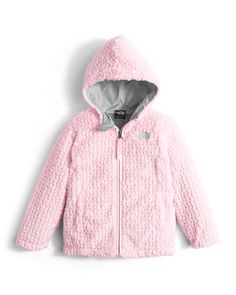 Laurel Hooded Fleece Jacket, Size 2-4