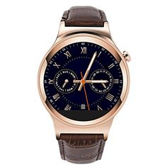 NO.1 S3 Smart Watch Phone - 1.22 Inch Screen, MTK2502, SIM Card Support, SD Card Support, Android + iOS App (Gold). Smart Watches. Cell Phone Watch. NO1 S3 Smart Watch Phone (Gold).