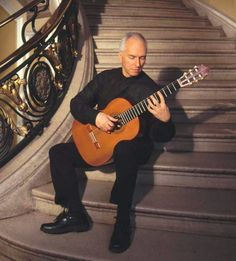 John Williams - Classical Guitarist