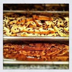 My secret biscotti recipe for Shabbat and the Jewish Holidays!