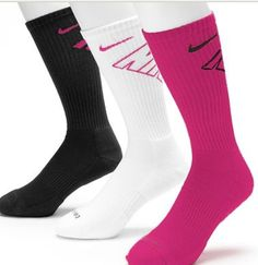 Nike socks just got these always wear with converse