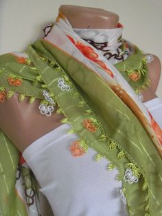 Gorgeous Turkish Traditional YemeniOyaFloral by colourfulrose, $22.75