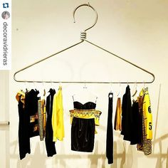 """MOSCHINO,Milan,Italy, """"I like my money right where I can see it.....hanging in my closet"""", pinned by Ton van der Veer"""