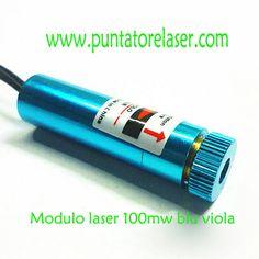 Modulo laser 100mw blu viola multifunzione http://www.puntatorelaser.com/Modulo-laser-100mw-blu-viola-multifunzione.html