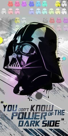 colored darthvader