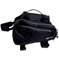Canine Equipment Ultimate Trail Dog Pack, Small, Black - http://www.thepuppy.org/canine-equipment-ultimate-trail-dog-pack-small-black/