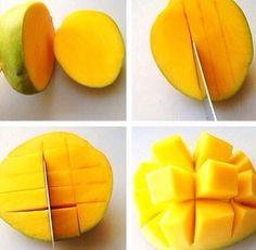 Hvordan kutte Mango