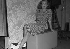 Can you insure body fat? Well Bette Davis, silver screen siren of the Thirties, had a $28,000 policy against weight gain.  Doesn't look like she needed to worry though.
