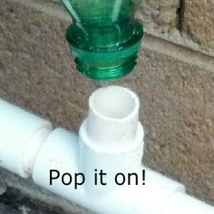 Which PVC pipe works best for soda bottle hydroponics? http://Do-It-Yourself-Hydroponics.ModernGrower.com