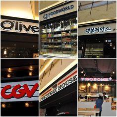 여의도 IFC Mall 복합외식문화공간 CJ푸드월드