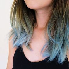 Another example of the color I'm looking for. This is also similar to the texture of my hair.