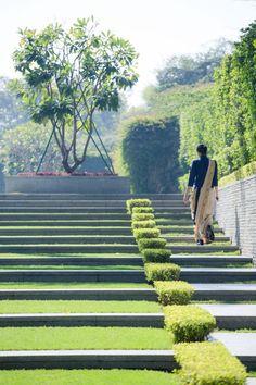 Oberoi Delhi Landscape Design by P Landscape
