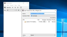 Transmission BitTorrent Client Finally Arrives On Windows -  Transmission is one of your favorite BitTorrent clients that has unfortunately been a Mac-exclusive for a long time. Now, it's finally available for Windows. Read more…  Lifehacker All about DIY #DIY #DoItyourself #homeworking #makers  | http://wp.me/p5qhzU-fyE | #DIY #DoItYourself