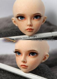 MBS - Minifee Mirwen by Meanae on DeviantArt