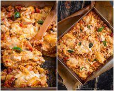 Очень я люблю лазанью, готовлю не то чтобы очень часто, но с удовольствием. Вообще, лазанья - это всегда хит. Паста, мясо, помидоры, базилик, сырный соус - и все это…