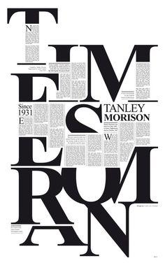 Typography: #Editorialdesign #typography ~  typophile gangsta