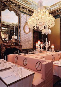 Cristal Room Paris by Baccarat....  ᘡղbᘠ