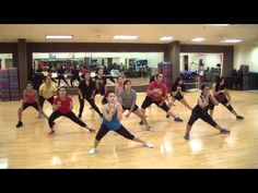 zumba (dance fitness) - How Low by Ludacris--good leg work Zumba Workout Videos, Zumba Videos, Running Workouts, Fun Workouts, Dance Workouts, Dance Moves, Dance Fitness, Zumba Fitness, Fitness Fun